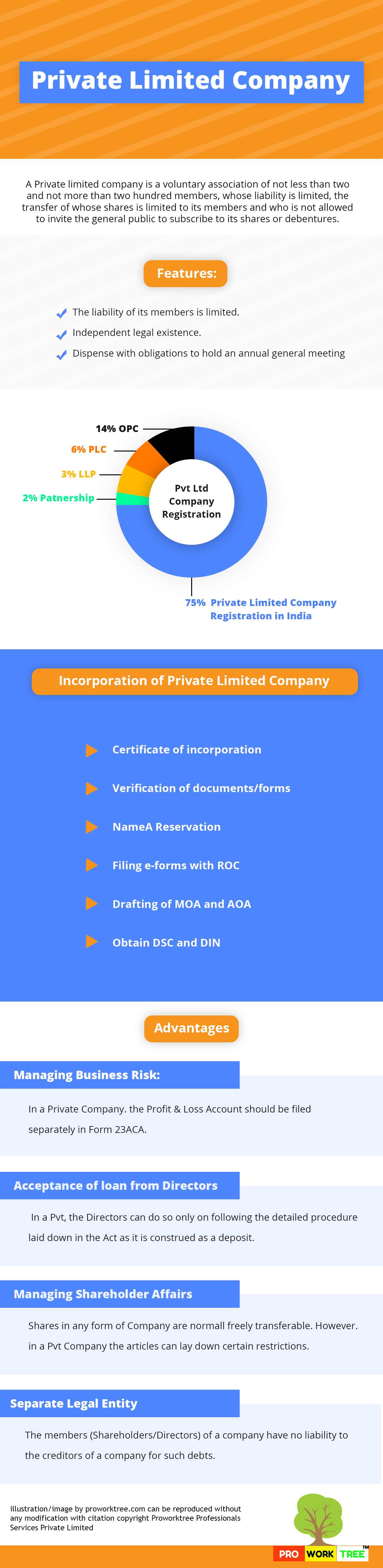 Company Registration Infograph​